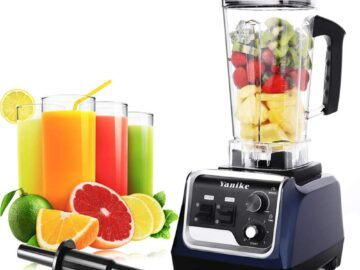 Best 2200 Watt Blender Reviews