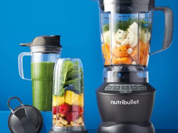 Best NutriBullet 1200 Watt Blender Combo Review