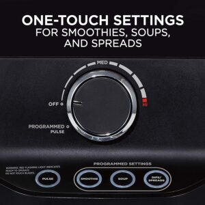 3 one touch programmed settings
