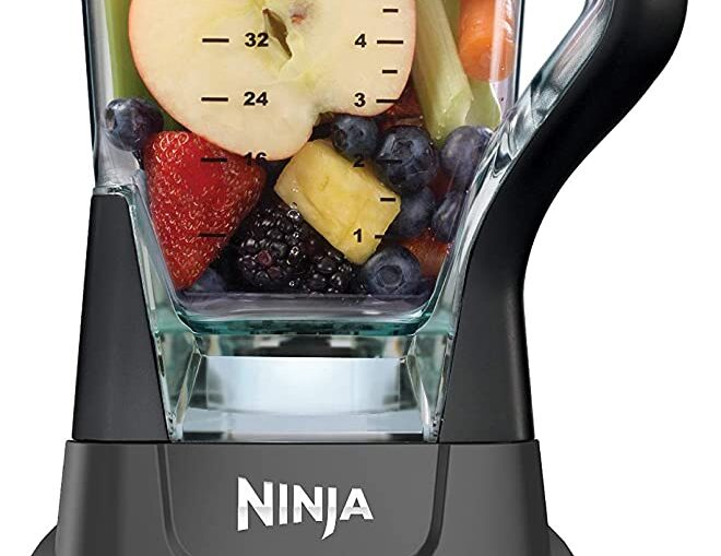 Ninja Professional 72 Oz Countertop Blender Review