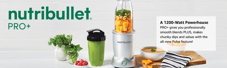 BEST NUTRIBULLET 1200 WATT BLENDER