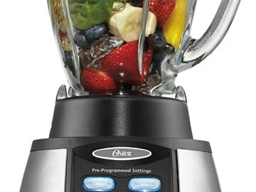 Oster Reverse Crush Counterforms Blender Review