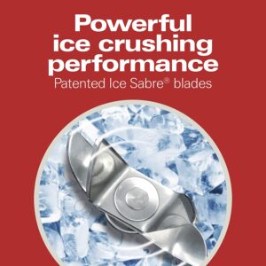 Patented Ice Sabre blades