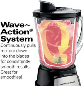 Patented Wave-Action system