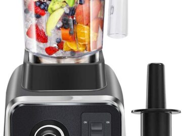 WantJoin Professional Countertop Blender