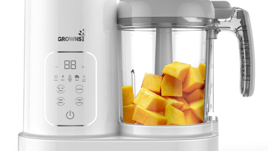 Best Touch Screen Blender for Baby Food Review