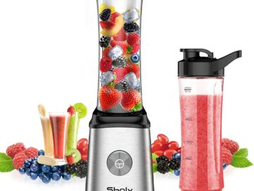 Sboly Personal Blender Review