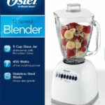 OSTER 10-Speed 450 Watt Blender Review