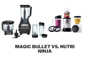 Magic Bullet vs. Nutri Ninja: Which Blender is Better?