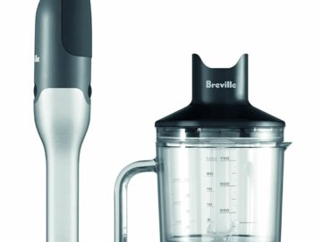 Breville Immersion Blender BSB510XL