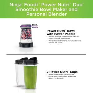 Nutrient extraction cups and spout lids