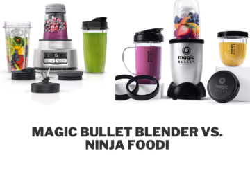 Magic Bullet Blender vs. Ninja Foodi