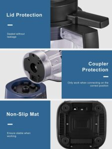 Coupler protection and temperature control