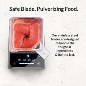 Patented stainless steel blade