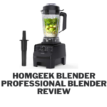 homgeek Blender 1450W Smoothie Blender