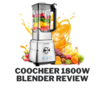 COOCHEER 1800W Blender Review