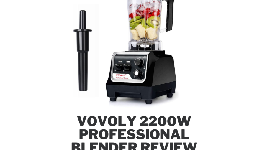 VOVOLY 2200W Professional Blender Review
