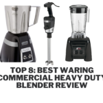 Best Waring Commercial Heavy Duty Blender